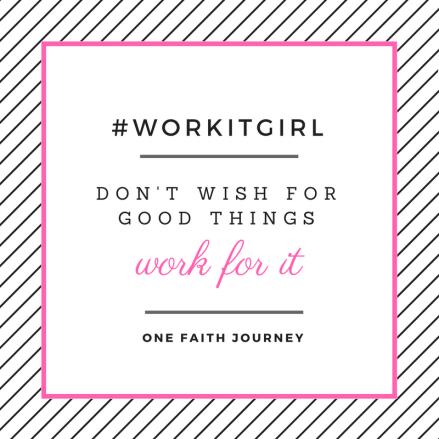 #workitgirl